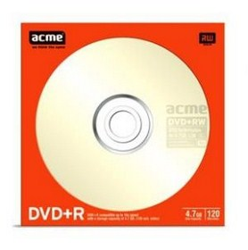ACME DVD-R Papirni omot