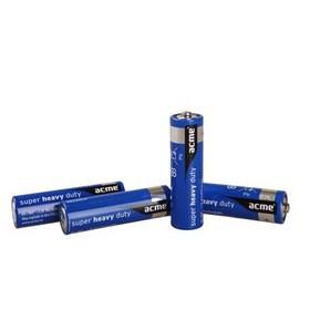 ACME Baterije AA SuperHeavyDuty R6P 4KOM