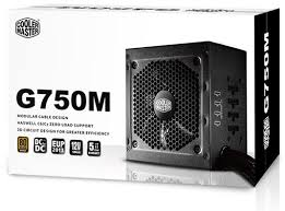 Cooler Master PSU GM Series G750M 750W Modular