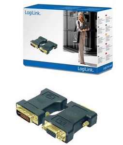 LogiLink DVI-I to VGA M/F Adapter AD0001