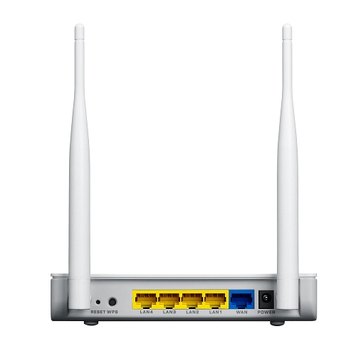 ZyXEL NBG-418N Wireless N Router